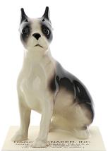 Hagen-Renaker Miniature Ceramic Dog Figurine Boston Terrier Pedigree Sitting image 4
