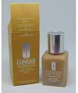 CLINIQUE  SUPERBALANCED Silk Makeup Spf 15 No.10 Honeymilk 30ml/1oz NIB - $22.72
