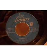 """BILLY WARD and THE DOMINOES """"DEEP PURPLE"""" LIBERTY LABEL RARE 45RPM EX+ - $19.99"""
