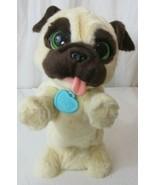 Fur Real Friends JJ My Jumping Pug Interactive Pet Plush Barking Puppy D... - $12.86