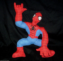 "13"" SPIDERMAN SPIDER-MAN COMIC BOOK STUFFED ANIMAL PLUSH TOY MARVEL 2007... - $14.03"