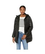 Burton Women's Evergreen Long Down Jacket, True Black, Medium - $143.56