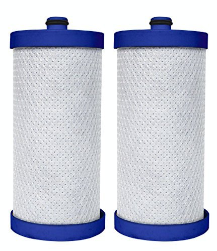 Dista - Refrigerator Water Filter Compatible with WF1CB WFCB, RF100, RG100, NGRG