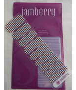 Jamberry Nautical Nail Wrap ( Half Sheet )  New - $8.37