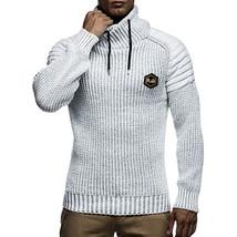 Applique Drawstring Pullover Sweater(WHITE M) - $39.78