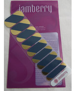 Jamberry Prince Charming Nail Wrap ( Half Sheet... - $8.37