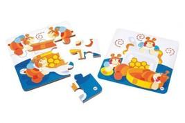 Sevi - 82074 - Puzzle en Bois - Double Face Abeilles  - $20.75