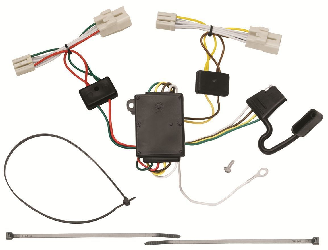 trailer hitch wiring kit fits 2011 2013 kia optima harness
