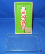 Santa 1980 Hallmark Christmas Ornament with Original Box and Tag - $6.00
