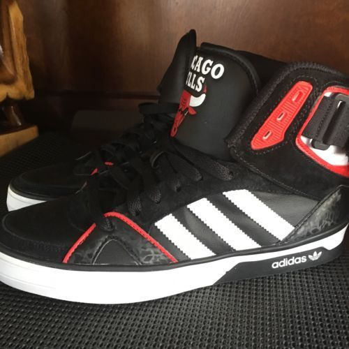 pretty nice 40c63 73a35 Chicago Bulls Adidas Originals Space Diver and 50 similar items. 12