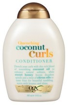 Organix Quenching Plus Curls Conditioner, Coconut, 13 Fluid Ounce - $15.69