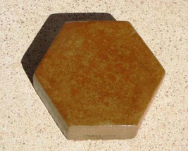 "6 Hexagon Driveway Patio Paver Molds 9""x2.5"" Make 100s of DIY Pavers For Pennies image 8"