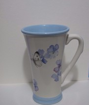 Marjolein Bastin Coffee Mug Cup Tea Blue White ... - $16.45