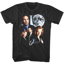 X-Files Many Moods of Scully Mulder Men's T-Shirt UFO OFFICIAL TV Merch - $19.99+