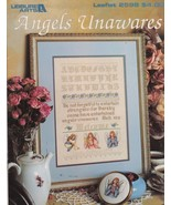 Angels Unawares Cross Stitch Pattern Biblical S... - $5.99