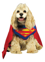 Superman Pet Dog Costume Medium Large AF194 CHEAP - $34.99