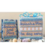 Splash And Play cross stitch chart Needle Bling... - $9.00