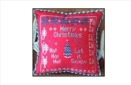 Christmas Joy cross stitch chart Needle Bling  - $7.20