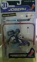 Curtis Joseph NHLPA  McFarlane Toys With Net & Water Bottle 2000 NRFP SE... - $28.97