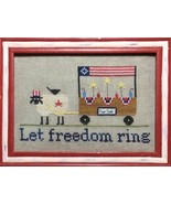 Let Freedom Ring - The Sheep Peddler series hal... - $7.20