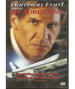 DVD--Air Force One [P&S] directed by Wolfgang Petersen featuring Harriso... - $5.99