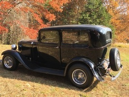 1932 Ford 2 Door Sedan For Sale In MARS HILL, NC 28754 image 2