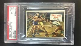 1954 Topps Scoop #39 Jack Dempsey - Defeats Willard PSA 6 EX-MT - $88.11