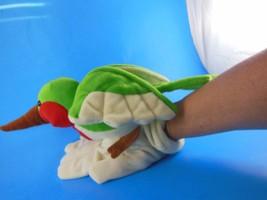 "13"" Plush Creations Green Hummingbird Hand Glove Preschool - $9.00"