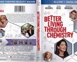 BETTER LIVING THROUGH CHEMISTRY (Blu-Ray) Sam Rockwell, Olivia WIlde, Ray Liotta