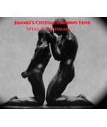 BLACK VOODOO MAGICK CUSTOM LOVE DIE FOR ME OBSE... - $49.00