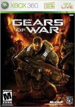 Gears of War (Microsoft Xbox 360 Live, 2006, NTSC) - Ships within 12 hou... - $7.42