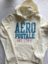 Aeropostale women's ivory sweatshirt/hoodie size medium - $13.00