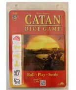 Catan Dice Game 3120 Klaus Teuber for Mayfair Games New in Package - $15.67