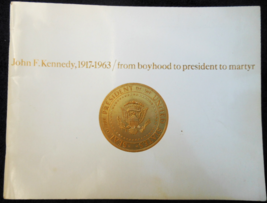 1964 - John F. Kennedy, 1917-1963/ from Boyhood to President to Martyr -  - $19.95