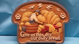 Our Daily Bread Wall Hanging  - $35.00