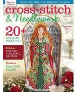 Cross Stitch and Needlework Fall 2016 magazine ... - $8.00