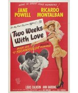 Two Weeks With Love DVD Jane Powell - $19.99