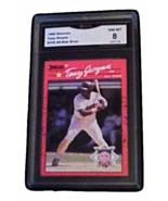 1990 Donruss Tony Gwynn All-Star ERROR GMA Graded 8 NM-MT baseball  705A  - $14.99