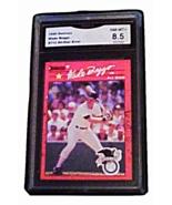 1990 Donruss Wade Boggs All-Star ERROR GMA Graded 8.5 NM-MT+ baseball  7... - $14.99