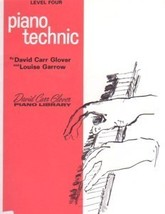 David Carr Glover Piano Library Piano Technic Level 4 - $5.95