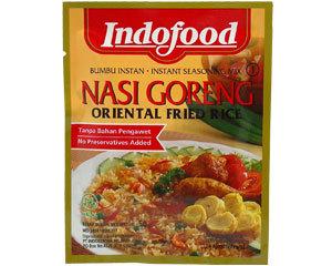 2 Sachets Indofood Bumbu Nasi Goreng Oriental Fried Rice Seasoning Mix