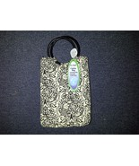 Fit Fresh Floral Flowers Insulated Reusable Chiller Lunch Bag Icepack Ic... - $19.99
