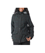 Empyre Glendale Jacket 10k Waterproof Insulated Snowboard Ski Womens Gray S - $102.96