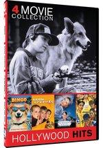 Bingo/Race The Sun/My Stepmother Is An Alien/Little Secrets [DVD] [2013] - $12.99