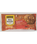 Nestle Toll House Pumpkin Spice Flavored Filled Baking Truffles, 9oz - $9.74