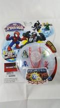 Hasbro Marvel Ultimate Spiderman Fighter Pods Series 1 4 Figures NIP - $5.89