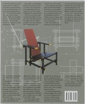 Individual Card How to Construct Rietveld Furniture Dutch Edition 2002-05 - $40.49