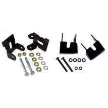 Rugged Ridge 1800337 Black Control Arm Skid Plate Kit 4Piece 18003.37 - $138.73