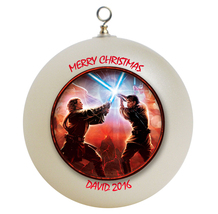 Personalized Star Wars Revenge of the Sith Christmas Ornament Gift - $24.95