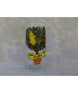 Pepsi 4th Day of Christmas Glass Tumbler Four Colly Birds - $4.99